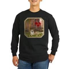 Chihuahua Long Sleeve Dark T-Shirt