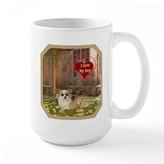 Chihuahua Large Mug