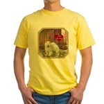Chow Chow Yellow T-Shirt
