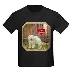 Chow Chow Kids Dark T-Shirt