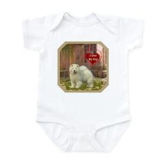 Chow Chow Infant Bodysuit