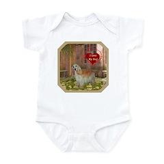Cocker Spaniel Infant Bodysuit