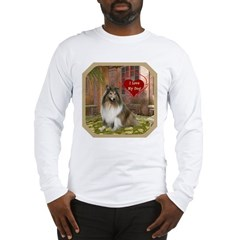 Collie Long Sleeve T-Shirt
