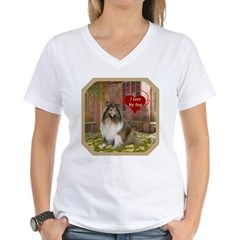 Collie Shirt