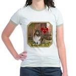 Collie Jr. Ringer T-Shirt