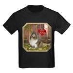 Collie Kids Dark T-Shirt