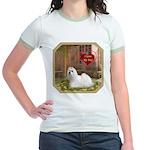 Maltese Jr. Ringer T-Shirt