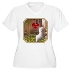 Maltese Puppy T-Shirt