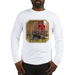 Poodle Long Sleeve T-Shirt