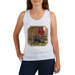 Poodle Women's Tank Top