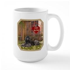 Poodle Mug