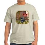 Schnauzer #1 Light T-Shirt