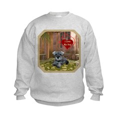 Schnauzer #1 Sweatshirt
