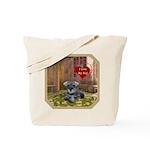 Schnauzer #1 Tote Bag