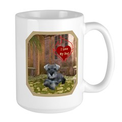 Schnauzer #1 Mug