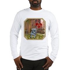 Schnauzer #2 Long Sleeve T-Shirt