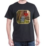 Schnauzer #2 Dark T-Shirt