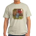 Schnauzer #2 Light T-Shirt