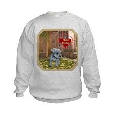 Schnauzer #2 Sweatshirt