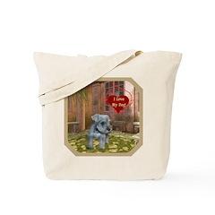 Schnauzer #2 Tote Bag