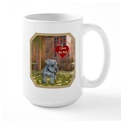 Schnauzer #2 Large Mug