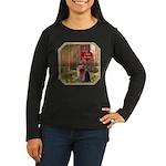 Yorkshire Women's Long Sleeve Dark T-Shirt
