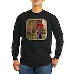 Yorkshire Long Sleeve Dark T-Shirt