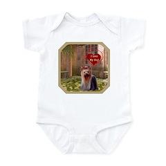 Yorkshire Infant Bodysuit