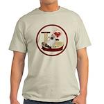 Cat #1 Light T-Shirt