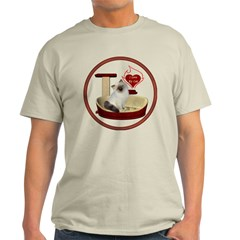 Cat #1 Light T-Shirt