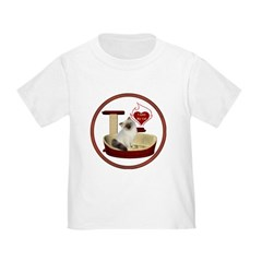 Cat #1 Toddler T-Shirt