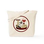 Cat #1 Tote Bag