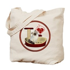 Cat #1 Tote Bag