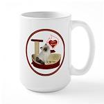 Cat #1 Large Mug