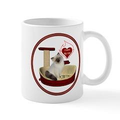 Cat #1 Mug