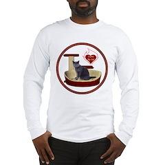 Cat #2 Long Sleeve T-Shirt