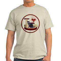 Cat #2 Light T-Shirt