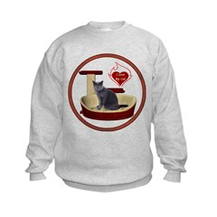 Cat #2 Sweatshirt