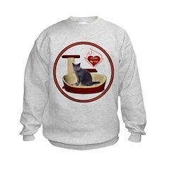 Cat #2 Sweatshirt