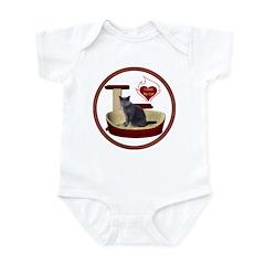 Cat #2 Infant Bodysuit