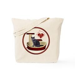 Cat #2 Tote Bag
