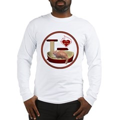 Cat #3 Long Sleeve T-Shirt