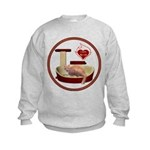 Cat #3 Kids Sweatshirt