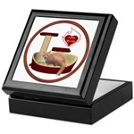 Cat #3 Keepsake Box