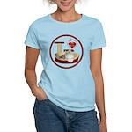 Cat #4 Women's Light T-Shirt