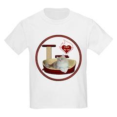 Cat #4 T-Shirt