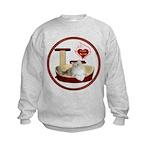 Cat #4 Kids Sweatshirt