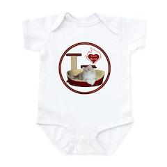 Cat #4 Infant Bodysuit