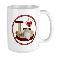 Cat #4 Mug