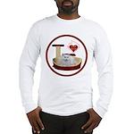 Cat #5 Long Sleeve T-Shirt